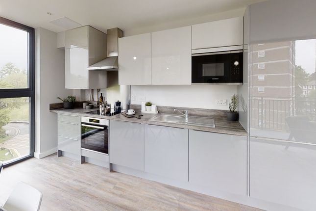 1 bedroom flat for sale in The Waldrons, Croydon, London