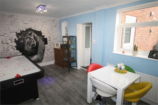 Dining Room of Milton Street, Balderton, Newark, Nottinghamshire. NG24