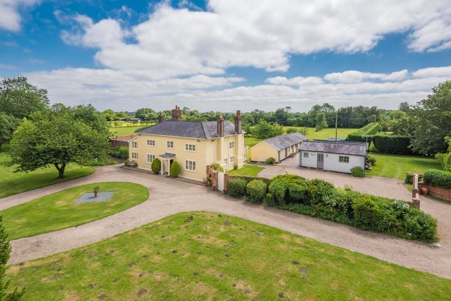 Thumbnail Detached house for sale in Forward Green, Stowmarket, Suffolk