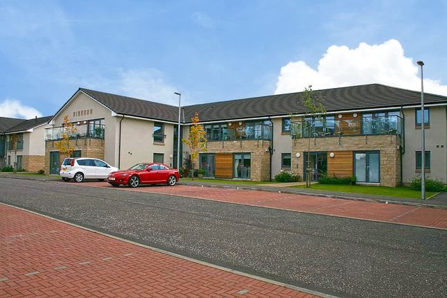 Thumbnail Flat for sale in Station Road, Carluke