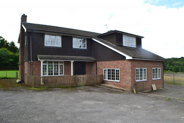 Thumbnail Detached house for sale in Briff Lane, Bucklebury, Reading