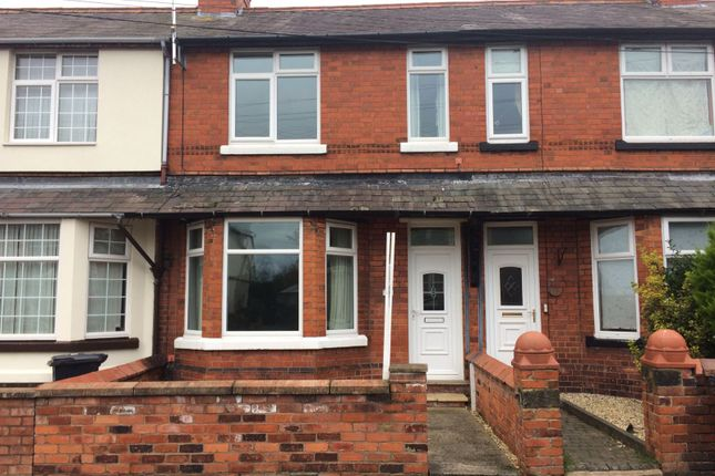 Thumbnail Terraced house for sale in Primrose Street, Connah's Quay, Deeside