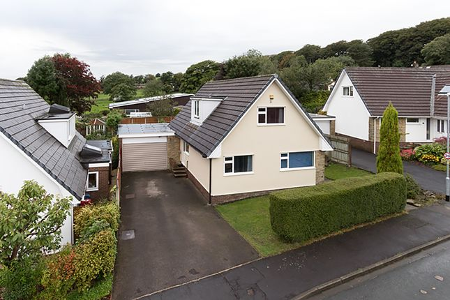 Thumbnail Detached house for sale in Buckingham Drive, Read, Burnley BB12, Read,