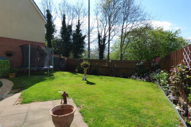 Gardens of James Stephens Way, Chepstow NP16