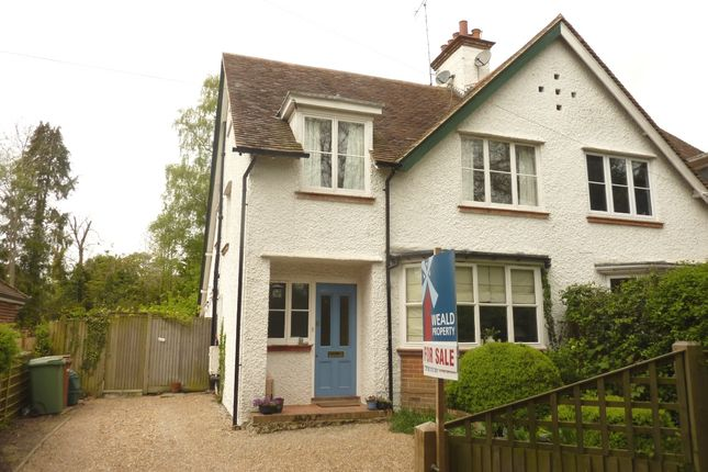 Thumbnail Semi-detached house for sale in Causton Road, Cranbrook
