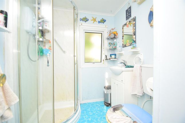 Shower Room of Tremorvah Park, Swanpool, Falmouth TR11