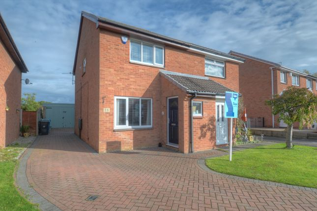 Thumbnail Semi-detached house for sale in Repton Close, Chesterfield