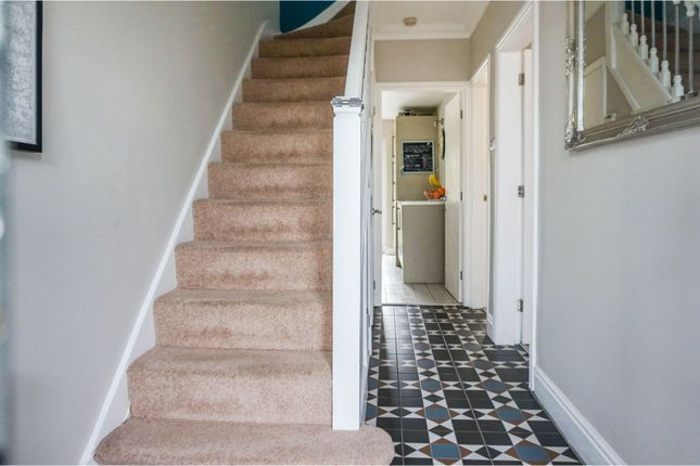 Entrance Hall of Northway, Maghull L31