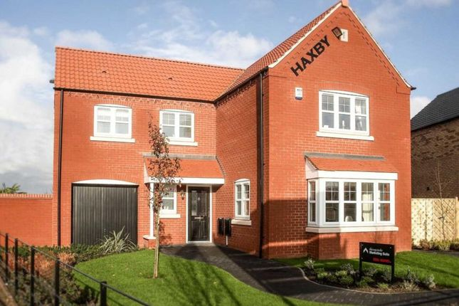 Thumbnail Detached house for sale in Plot 143, The Haxby, The Swale, Corringham Road