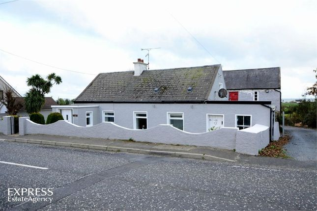 Thumbnail Cottage for sale in Glassdrumman Road, Annalong, Newry, County Down