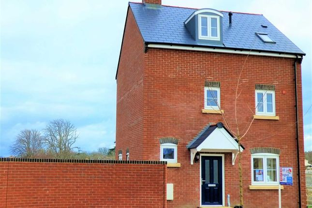 Thumbnail Detached house for sale in Chickerell Road, Chickerell, Weymouth