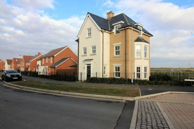 4 bed detached house to rent in Venus Avenue, Biggleswade SG18