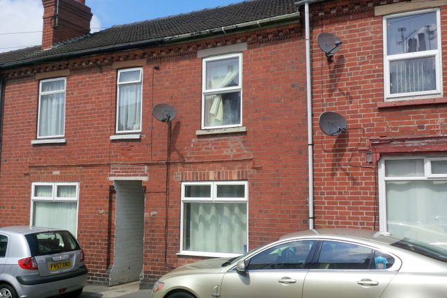 2 bed terraced house to rent in Manby Street, Lincoln