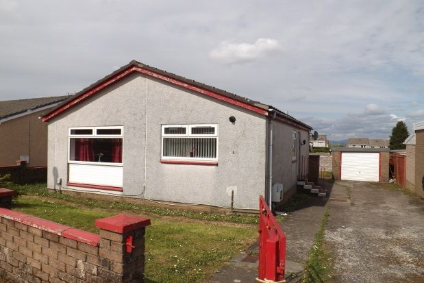 Thumbnail Bungalow to rent in Bemersyde Road, Paisley