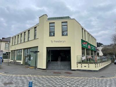Thumbnail Office to let in Ty Penderyn, High Street, Merthyr Tydfil