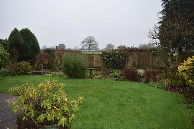 Garden of Wheat Close, Kingston, Sturminster Newton DT10