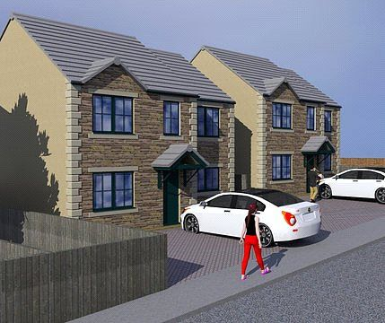 Detached house for sale in Lawrence Street, Workington, Cumbria