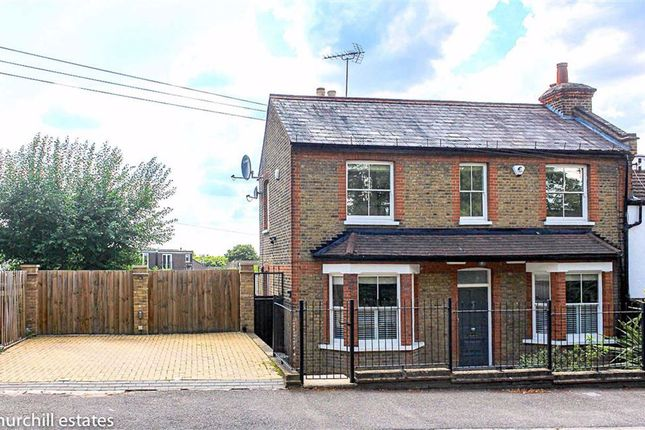Thumbnail Semi-detached house to rent in Whitehall Road, Woodford Green