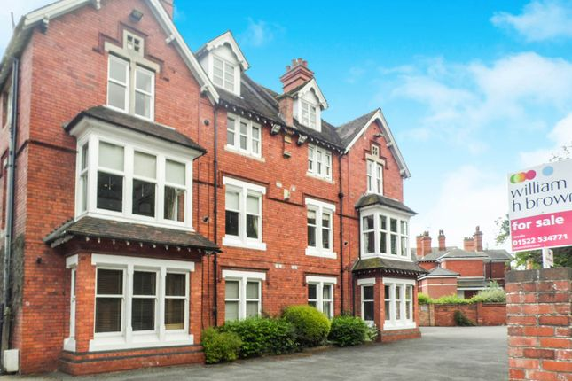 Thumbnail Flat for sale in Nettleham Road, Lincoln