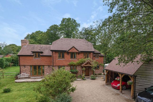 Thumbnail Detached house for sale in Durfold Wood, Plaistow
