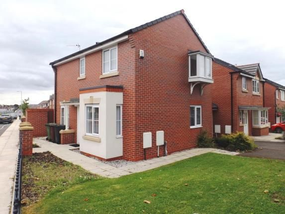 Thumbnail Detached house for sale in Harris Drive, Bootle, Liverpool, Merseyside