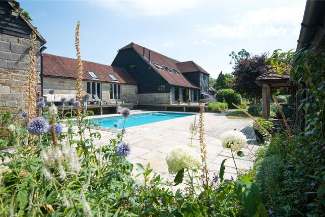 Thumbnail Barn conversion for sale in Park Farm Lane, Maresfield, East Sussex