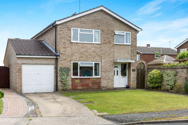 Thumbnail Detached house for sale in Longfield Road, Capel St. Mary, Ipswich