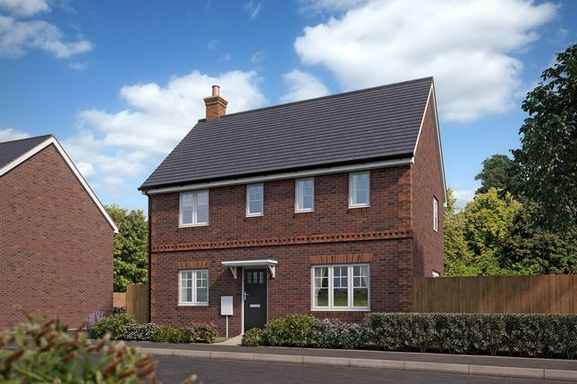 """Thumbnail Detached house for sale in """"The Clayton """" at Forge Wood, Crawley"""