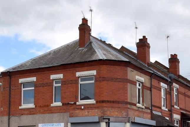 Thumbnail Terraced house to rent in Burlington Road, Coventry