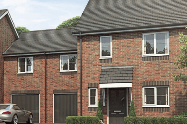 Thumbnail Link-detached house for sale in Daisy Park, Daisy Bank Drive, Telford