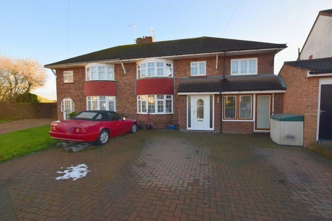 Thumbnail Semi-detached house for sale in St. Catherines Avenue, Bletchley, Milton Keynes