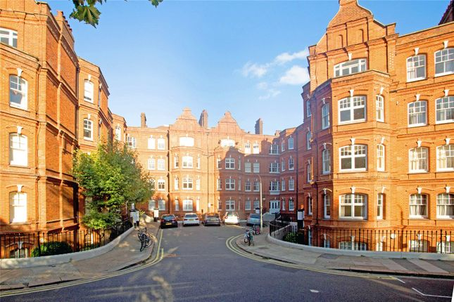 Thumbnail Property for sale in Victoria Mansions, Queens Club Gardens, West Kensington