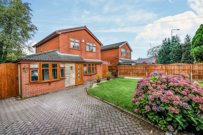 Thumbnail Detached house for sale in High Street, Skelmersdale