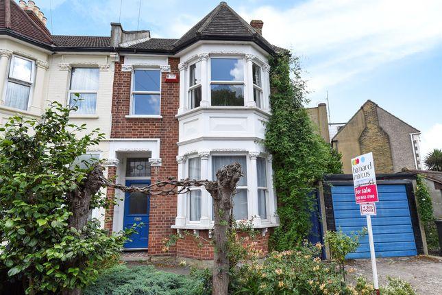 Thumbnail End terrace house for sale in Melfort Avenue, Thornton Heath