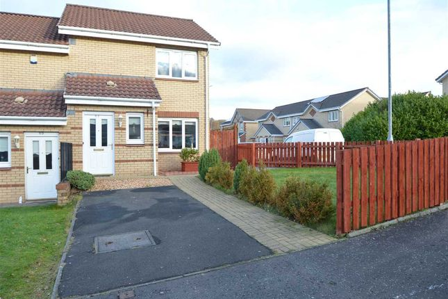 Thumbnail Semi-detached house for sale in Horatius Street, Motherwell