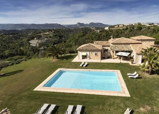 Thumbnail Detached house for sale in Cagnes-Sur-Mer, France