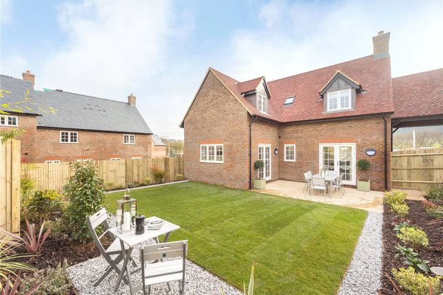 Thumbnail Detached house for sale in Woodland View, Saint's Hill, Slough Lane, Saunderton, High Wycombe, Buckinghamshire
