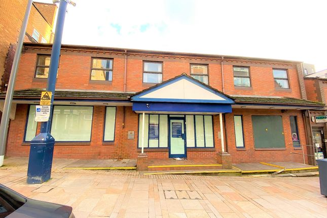 Thumbnail Retail premises to let in Ground Floor, 1–3 Trinity Parade, Trinity Street, Hanley, Stoke On Trent, Staffordshire