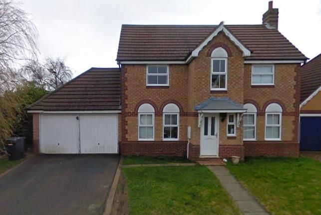 Thumbnail Property for sale in The Ridings, Brixworth, Northampton