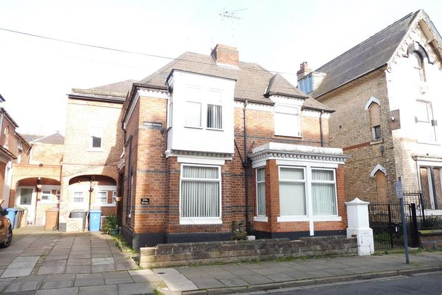 Thumbnail Link-detached house for sale in Leopold Street, Derby