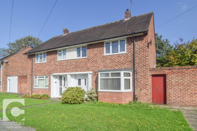 Thumbnail Semi-detached house to rent in Mill Park Drive, Eastham, Wirral, Merseyside