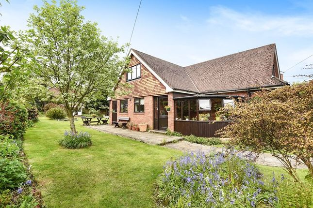 Thumbnail Detached house for sale in Church Lane, Bursledon, Southampton