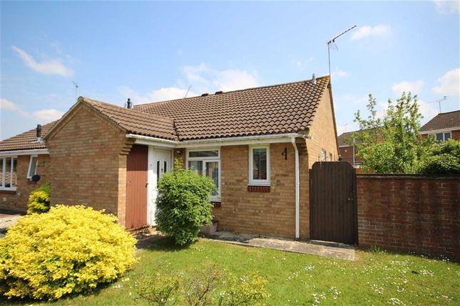 Thumbnail Semi-detached bungalow for sale in Thornford Drive, Westlea, Swindon