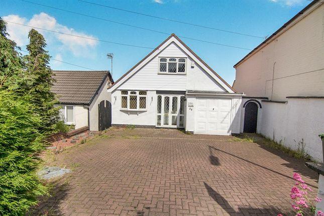 4 bed detached bungalow for sale in Dordon Road, Dordon, Tamworth