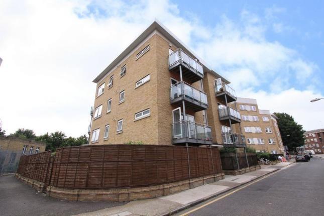 Thumbnail Flat to rent in Haggerston, London