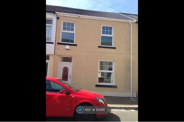 Thumbnail Terraced house to rent in Taff Street, Treherbert