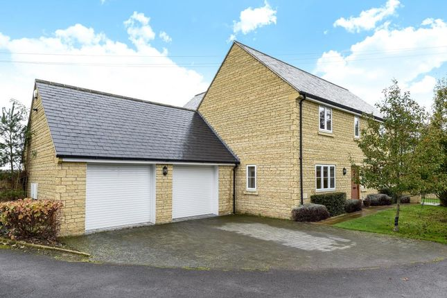 5 bed detached house for sale in Witney Road, Freeland