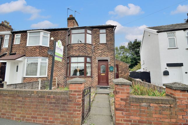 Thumbnail End terrace house for sale in Litherland Crescent, St. Helens