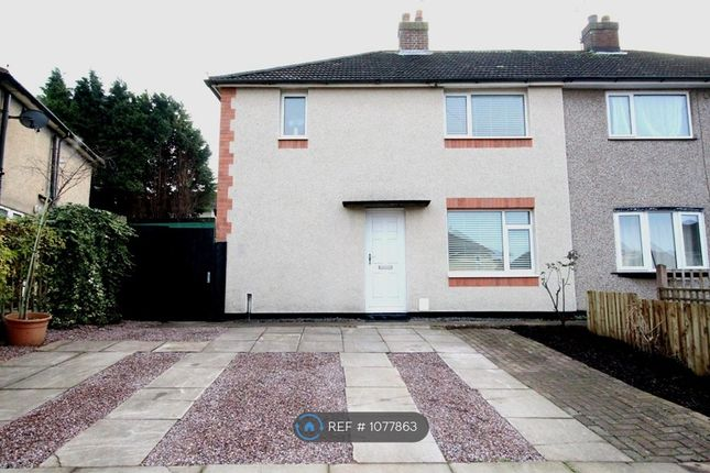 3 bed semi-detached house to rent in St. Augustines Road, Rugeley WS15