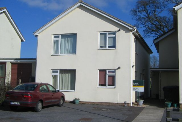 Thumbnail Flat to rent in Lyme Close, Axminster, Devon